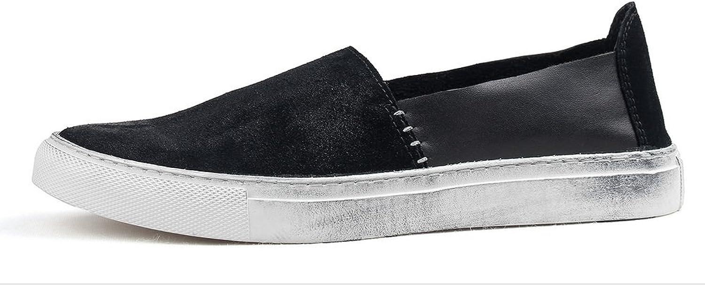 Vårens och höstens mode mode mode män, fritidsskor  Retro -trend, lågvind sätter skor i England  tillverkare direkt leverans