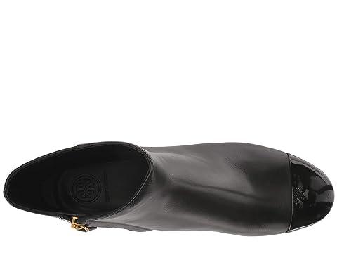 Shelby Botín Burch Tory 50mm Negro Perfecto Negro Blackroccia qz7wvv