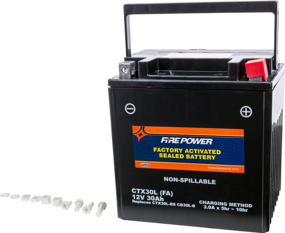 Fire Power Battery CTX30L Sealed Limited price sale Factory Compatible Activated Sale Special Price Wi