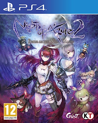 Nights of Azure 2. Bride of the New Moon