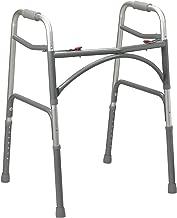 Drive Medical Heavy Duty Bariatric Walker, Gray, Adult