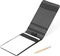 Tuzama Professional Golf Scorecard Holder Yardage Book Holder with Scorecard and Pencil Multi-Color