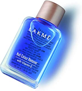 Lakmé Nail Color Remover, 27ml