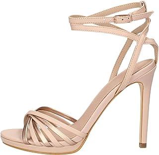 228a9386 Amazon.es: Guess - 35 / Sandalias de vestir / Zapatos para mujer ...