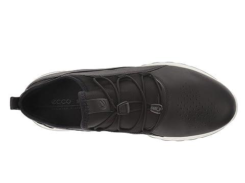 Leatherwhite Palanca De Ecco De Negro Cuero De St1 Yak 1Y4qxwFxd