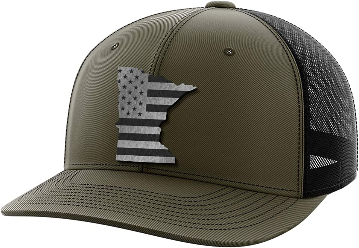 Minnesota United Black Patch Hat