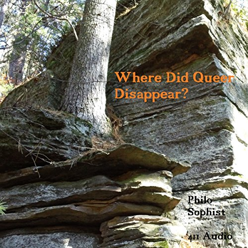 Where Did Queer Disappear? audiobook cover art