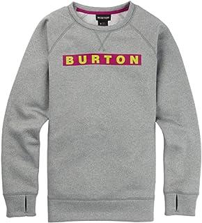 Burton M Hearth FLC Shrt Giacca in Pile da Uomo