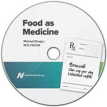 Food As Medicine - Dr. Greger's Evidence-Based Nutrition DVD Series