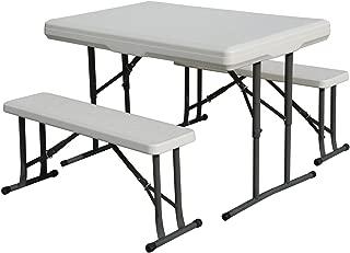 Best heavy duty folding picnic table Reviews