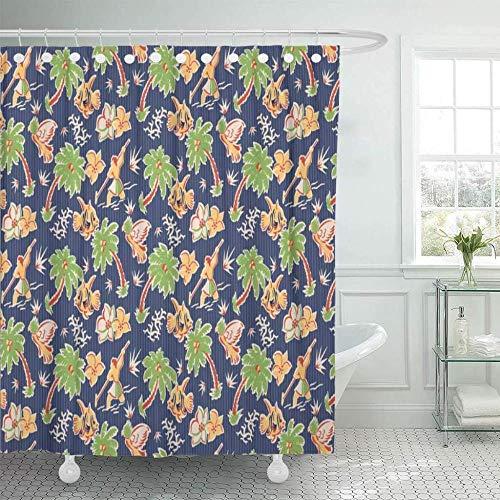 cortinas de baño dibujos de peces