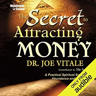 The Secret to Attracting Money audiobook cover art