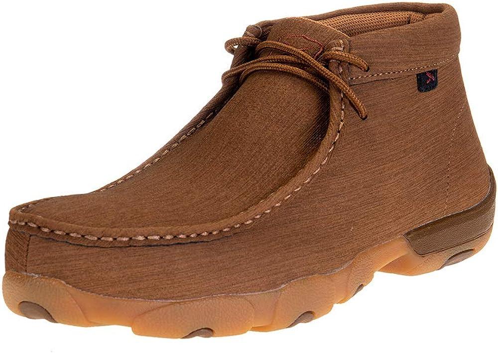 Twisted X Men's Award-winning store Chukka Steel 4 years warranty Toe Shoes Work