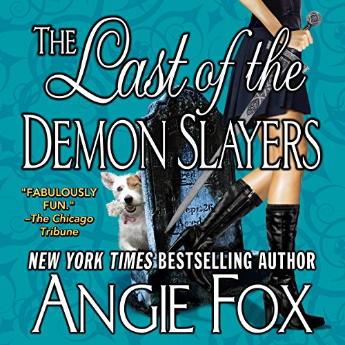 The Last of the Demon Slayers audiobook cover art