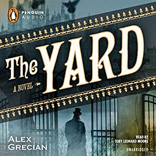 The Yard cover art