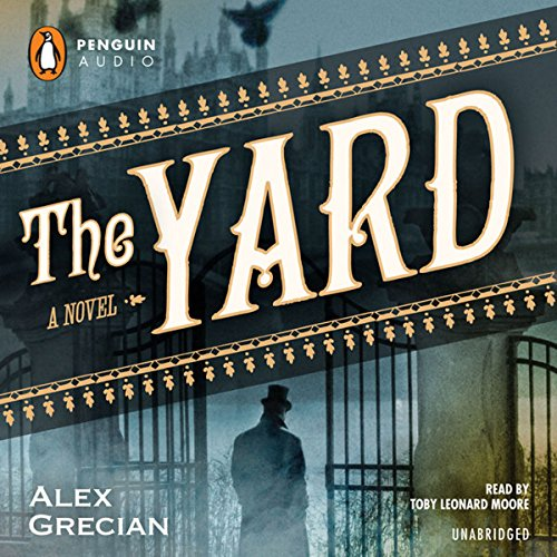 Couverture de The Yard
