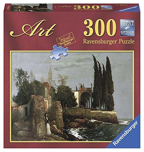 Ravensburger 14022  - Böcklin: Villa en el mar - 300 del Pedazo del Rompecabezas