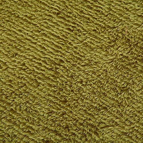 TREESTAR Tapis Bureau Chaise Coussin Elliptique Haute Valeur Tapis Artificielle Laine De Canapé Convient à Chambre Salon Tapis Haute Qualité Accueil Provisions