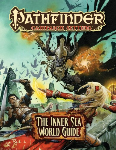 Pathfinder: Campaign Setting, The Inner Sea World Guide