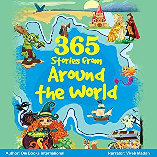 365 Stories from Around the World cover art