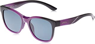 Smith Square Sunglasses for Unisex - Grey Lens