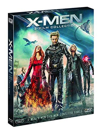 X-Men Trilogy (Box 3 Br X-Men, X-Men 2, X-Men Conflitto Finale)