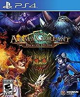 ArmaGallant Decks of Destiny PlayStation 4 武装勢力 運命のデッキプレイステーション4北米英語版 [並行輸入品]