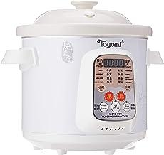 Toyomi SC 2050 Micro-Com Slow Cooker, 2.0L White