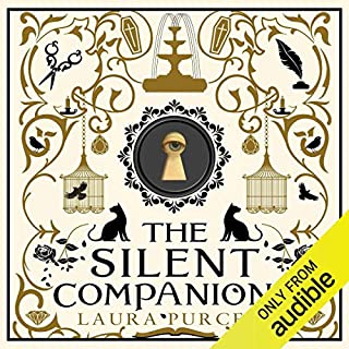 The Silent Companions                   By:                                                                                                                                 Laura Purcell                               Narrated by:                                                                                                                                 Katie Scarfe                      Length: 10 hrs and 53 mins     557 ratings     Overall 4.1