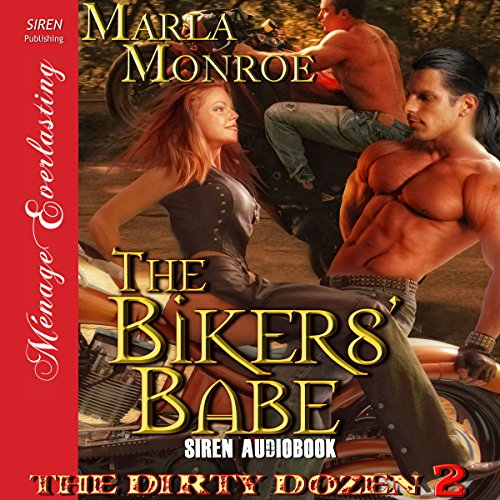 The Bikers' Babe cover art