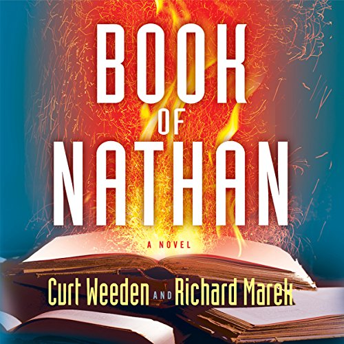 Book of Nathan audiobook cover art
