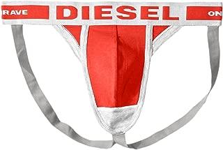 Diesel Men's Jacky Fresh and Bright Cotton Modal Jock Strap