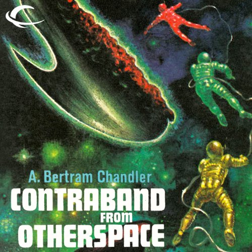 Contraband from Otherspace audiobook cover art