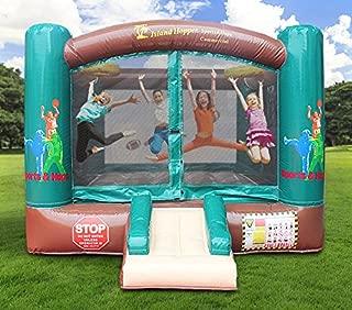 Island Hopper Heavy Duty Commercial Sports and Hops Bounce House