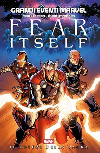 Fear Itself (Grandi Eventi Marvel Vol. 13)
