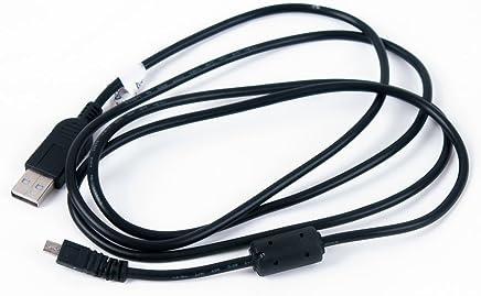 Cámara Digital CASIO EXILIM EX-H50//EX-N1//EX-N Cable USB//Cargador De Batería