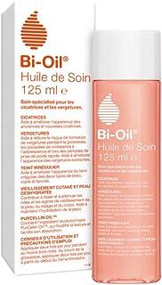 Bi-Oil Huile de Soin pour la Peau – Huile Hydratante, Atténue les Cicatrices et Vergetures – 1 x 125 ml