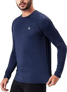 Naviskin スポーツシャツ メンズ インナーシャツ 長袖[防風消臭・吸汗速乾]トレーニング ランニング アウトドア ドライ シャツ ウェア ロングスリーブ  アンダーウェア Tシャツ ウォームドライ