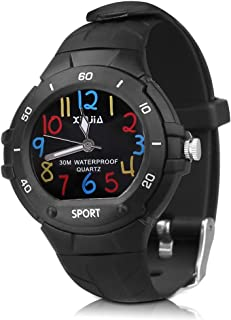 Kids Watch Waterproof,Kids Watch Analog for 3-7 Years Old...