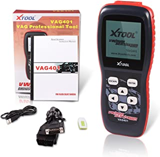 Xtool Vag401 Porfessional Live Data OBD2 Dignostic Tool Obdii for Vw Audi Seat Skoda Vehicles