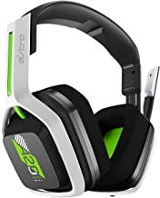 ASTRO Gaming A20 Wireless Headset Gen 2 for Xbox Series X | S, Xbox One, PC & Mac - White /Green