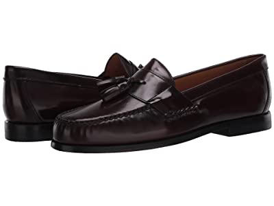 Johnston & Murphy Hayes Tassel Loafer (Burgundy) Men