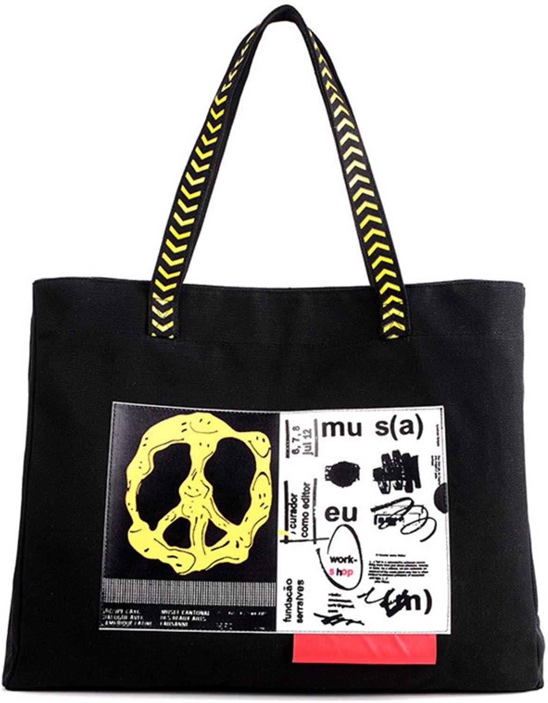 LIYUAN Women's Portable Shopping Bag