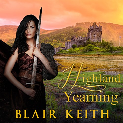 Highland Yearning audiobook cover art