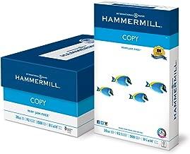 Hammermill Paper, Copy Paper Poly Wrap, 8.5x14 Paper, Legal Size, 20lb Paper, 92 Bright, 3 Ream Case / 1,500 Sheets (150800C) Acid Free Paper
