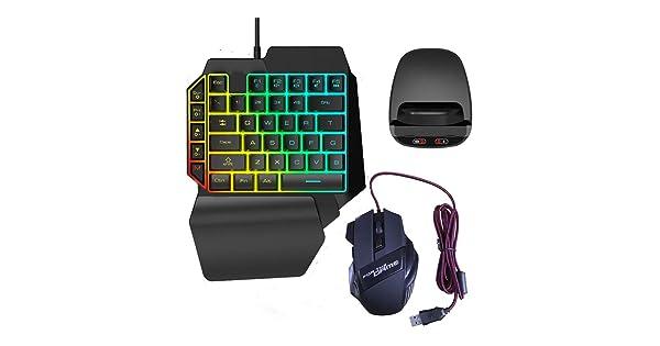 Toetsenbord Muis Converter Adapter Dock Van Bluetooth 3C