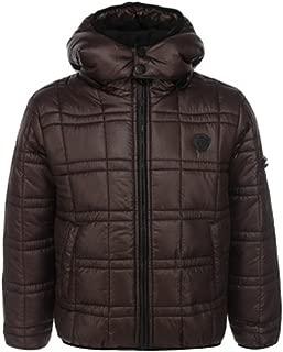 Fille-Veste d/'hiver-manteau-veste-rose 104-164