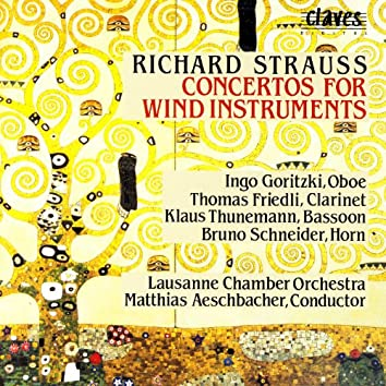 R. Strauss: Concertos for Wind Instruments