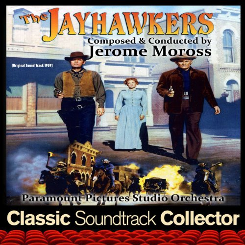 The Jayhawkers (Ost) [1959]