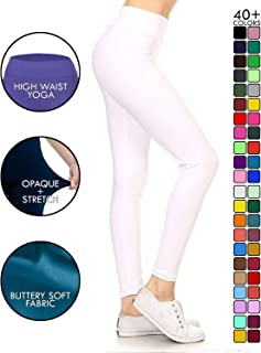 036830a22ca Leggings Depot High Waisted Leggings -Soft   Slim - 37+.